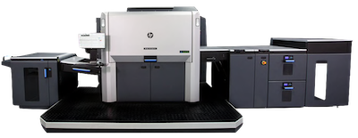 Digitech Recanati - HP Indigo 12000 HD Digital Press